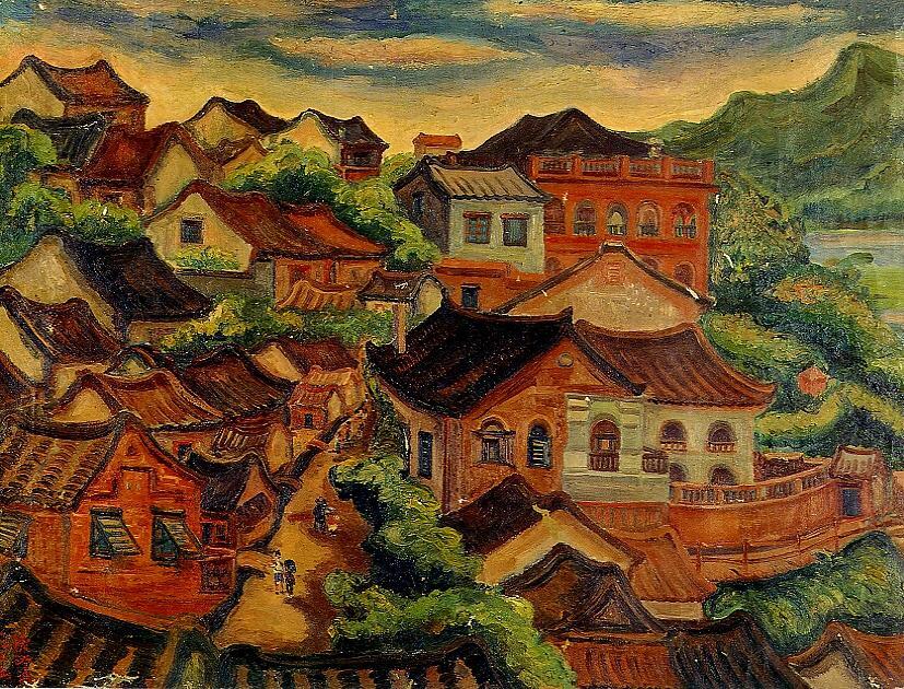 編輯台筆記:華人油畫作品拍賣的世界紀錄保持人之死|UTP
